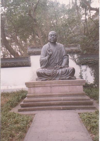 grotte des Bouddhas