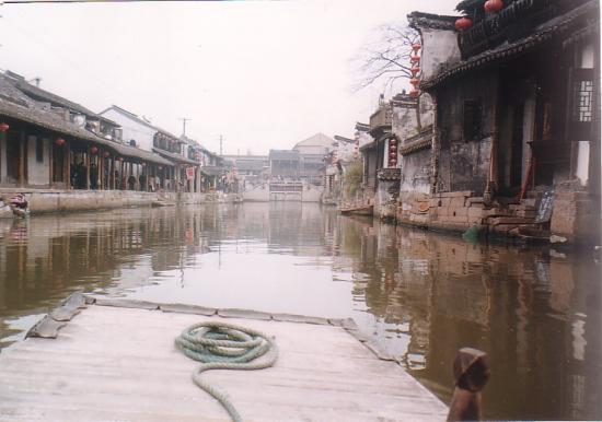 vieux village Xi Tang